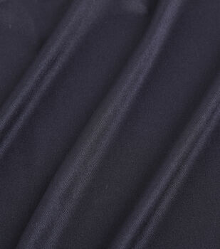 """The Witching Hour Halloween Costume Knit Fabric 58""""-Black"""
