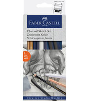 Faber-Castell Charcoal Sketch Set, , hi-res