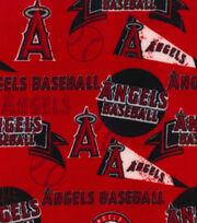 Los Angeles Angels Fleece Fabric -Vintage, , hi-res