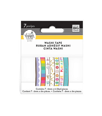 The Happy Planner Girl Washi Tape-Miss Maker