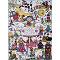 Nursery Rhymes Counted Cross Stitch Kit-11\u0022X15\u0022 14 Count