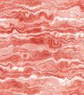 Premium Cotton Fabric 43\u0022-Oil Slick Coral Pearl