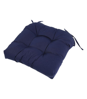 Americana Patriotic Cushion-Navy