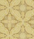 Home Decor 8\u0022x8\u0022 Fabric Swatch-Williamsburg Pintado Wheat