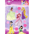 Disney Princess Dimensional Stickers-Group 1