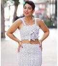 Simplicity Pattern 8394 Misses\u0027 Top & Skirt-Size BB (20W-28W)