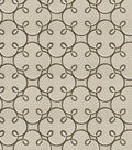 Home Decor 8x8 Fabric Swatch-Eaton Square Tennessee Taupe