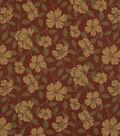 Home Decor 8\u0022x8\u0022 Fabric Swatch-Hibiscus Bloom Fiesta Red