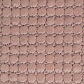 Lightweight Décor Fabric-Blush Velvet Bubble