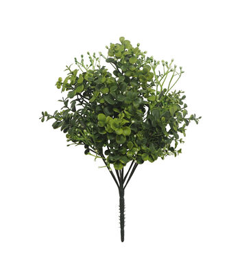 Fresh Picked Spring 16'' Boxwood Bush with Berries