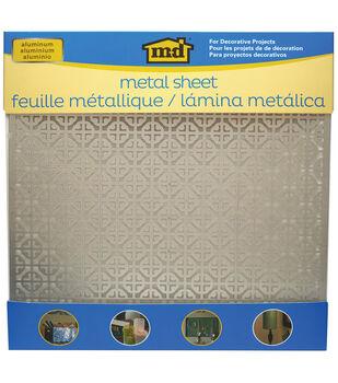 """Aluminum Metal Sheet 12""""X12""""-Mosaic"""