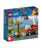 LEGO City Barbecue Burn Out Set, , hi-res