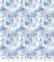 Disney Frozen 2 Cotton Fabric-Olaf Ice Breaker, , hi-res