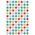 Colorful Stars superShapes Stickers-Foil 12 Packs
