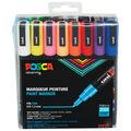 POSCA Coloring 16 pk Fine Paint Markers