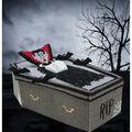 Mary Maxim Halloween Tissue Box Cover-Dracula