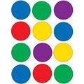 Colorful Circles Mini Accents 36/pk Set Of 12 Packs