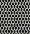 Lightweight Decor Fabric 54\u0022-Drury Lane Licorice