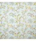 Home Decor 8\u0022x8\u0022 Fabric Swatch-Jaclyn Smith Colbert-Mist