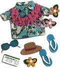 Jolee\u0027s Boutique Dimensional Stickers-Tourist