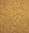 Home Decor 8\u0022x8\u0022 Fabric Swatch-Upholstery Fabric Barrow M6223-5184 Topaz