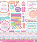 Fairy Tales Cardstock Stickers 12\u0022X12\u0022-This & That