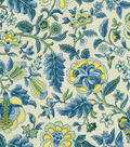 Waverly Upholstery Fabric 54\u0022-Imperial Dress Ii