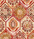 Upholstery Fabric 54\u0022-Harlequin Crimson