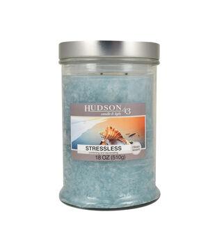Hudson 43 Candle & Light Collection 18oz Stressless Jar