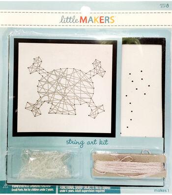 Little Makers String Art Kit-Skull