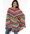 Kwik Sew Pattern K4193 Misses\u0027 Lace-Up or Hooded Ponchos-Size XS-XL