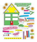 Easy Anchor Charts: Working with Numbers Bulletin Board Set, Grade K-2