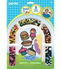 Perler Fused Bead Kit-Sweet Snacks