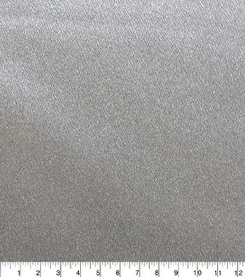 "Casa Collection™ Satin Fabric 55""-Crepeback Plum Kitten"