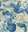 Home Decor 8\u0022x8\u0022 Swatch Fabric-Waverly SNS Garden Glory  Porcelain