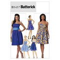 Mccall Pattern B5457 14-16-18-2-Butterick Pattern