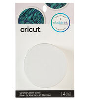 Cricut Infusible Ink Coaster Blank-Ceramic, , hi-res