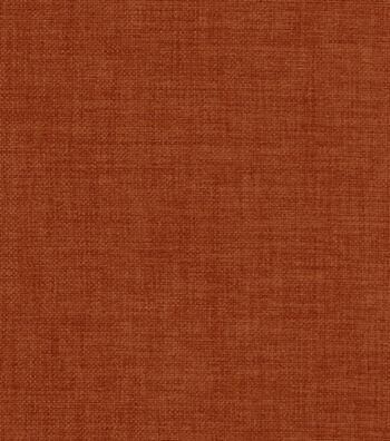 "Home Decor 8""x8"" Fabric Swatch-Solarium Rave Brick"