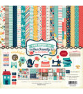 Echo Park Paper Company The Story Of Our Family Collection Kit