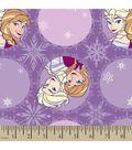 Disney Frozen Print Fabric-Winter