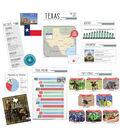 State Bulletin Board Set, Texas