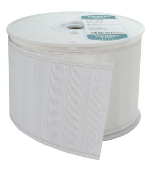 "Wrights Multi Pleater Tape 3-7/8""X30yd"