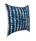18\u0022x18\u0022 Shibori Print Pillow