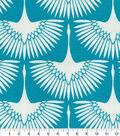 Genevieve Gorder Outdoor Fabric 9\u0022x9\u0022 Swatch-Flock Cerulean