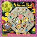 Milestones Kids Marble Art Stepping Stone Kit