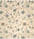 Home Decor 8\u0022x8\u0022 Fabric Swatch-Jaclyn Smith Wexford-Mist