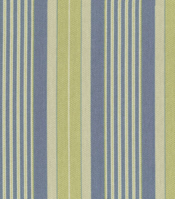 """Waverly Outdoor Fabric 54""""-Long Hill/Chambray"""