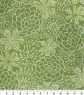 Outdoor Fabric-Jacquard Green