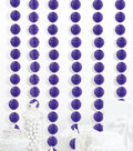Cheer & Co Party Backdrop Kit-Purple
