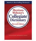 Merriam-Webster Merriam-Webster\u0027s Collegiate Dictionary, 11th Edition